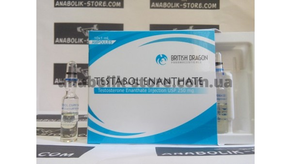 Testabol Enanthate 1 ml/250 mg (Тестабол Энантат)