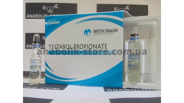 Testabol Propionate 1 ml/100 mg (Тестабол Пропионат)